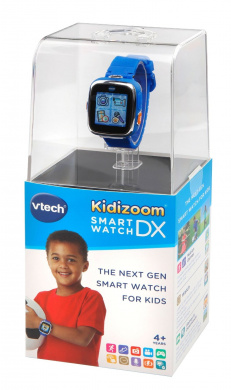 Vtech Kidizoom DX Smart Watch (Blue)
