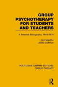 Group Psychotherapy for Students and Teachers