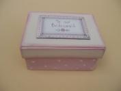 BRIDESMAID GIFT/KEEPSAKE BOX