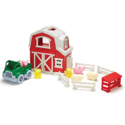 Green Toys PFRM-1158 Farm Toy