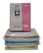 Bunk Bed Size Cotton Jersey Fitted Sheet - Colour