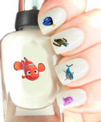 Easy to use, High Quality Nail Art For Every Occasion! Finding Nemo