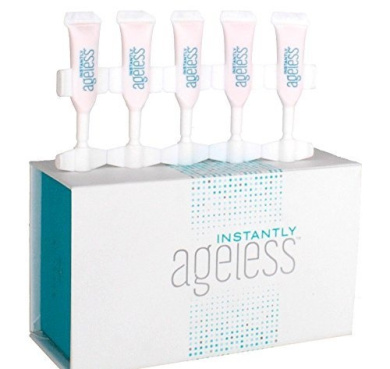 Instantly ageless - Anti-wrinkle warranty 8 Hours 5 vials (15 uses Approx.)