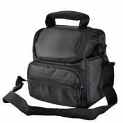 Camera Case Bag for Sony Cyber-shot DSC-H300 HX400VB Bridge Camera