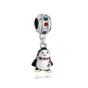 Penguin Charms Cheap Sale Fit Pandora Charm Bracelets