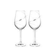 Portmeirion GL78604-XG Wine Glasses, Set of 2