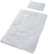 Baby Children's Duvet and Pillow Set, 100 x 135 cm and 40 x 60 cm