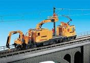 H0 Catenary maintenance vehicle MTW 100.083/1