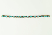 "Pink Pewter Authentic ""Camila"" Turquoise Stretchband"