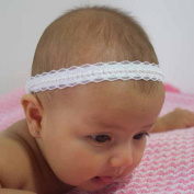 FEITONG(TM) Fashion Girls Pearl Hair Band Baby Head Wrap Band Accessories