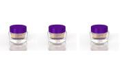 Lot of 3 COVERGIRL +Olay Facelift Effect Firming Makeup Light/Medium 340 30ml