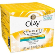 Olay Complete Facial Moisturiser Cream SPF 15 Sensitive Skin 60ml