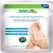 Intensive Hand Treatment Herbal Skin Doctor Deep Moisturising Action Sachets Treat Rough, Dry & Chapped Hands