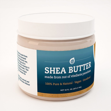Woolzies 100% pure unrefined shea butter, Moisturising, anti ageing