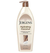 Jergens Hydrating Coconut Lotion, 620ml