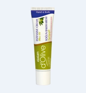 Dalan d'Olive Intensive Care Cream (12 Pack) by dalan d'Olive