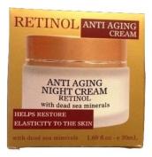 Retinol Anti-Ageing Night Cream - 50ml