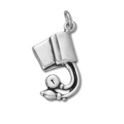 Sterling Silver Medical Blood Pressure Cuff Charm Item #42836