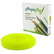 MorphPen H-yellow ABS Filament 1.75mm for 3D Printing Pen