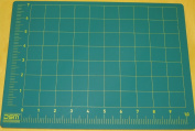 """DSM BRAND - Pro Quality Cutting Mat A4 size 8.75"""" x 11.75"""" (22cm x 30cm) - Sturdy Self Healing Mat- Perfect Cutting Mat For All Arts & Crafts - Excellent for Quilting, Sewing, Workshop or Any Other Craft or Hobby"""