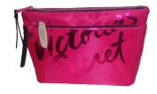 Victoria's Secret VS Double Zip Bag- Pink