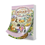 Hunkydory Crafts Little Book of Furry Friends - 144 A6 pages