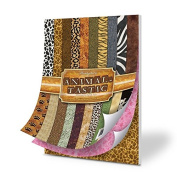 Hunkydory Animal-tastic A4 Paper Pad 48 150gsm Sheets ANIMAL103