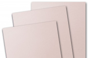 Blank Basis Soft Pink 4x6 Flat Cards - 50 Pack