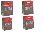 Spritz Merry Christmas Gift Bag Petite
