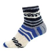 Mary Maxim Footloose Sock Yarn - Blue