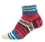 Mary Maxim Footloose Sock Yarn - Red