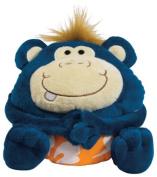 Laid Back Snuggle Smiles Photo Album, Malibu Moe Monkey
