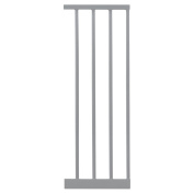 Munchkin Baby Safety Gate Extension, Silver, 28cm