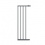 Munchkin Baby Safety Gate Extension, Dark Grey, 28cm