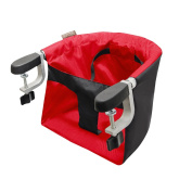 Mountain Buggy Pod Clip-On Highchair, Chilli