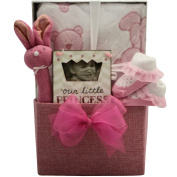 GreatArrivals Gift Baskets Baby Gift, Girl