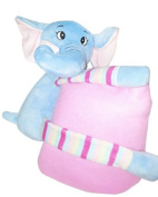 Cuddly Supersoft Blanket Gift Set with Toy