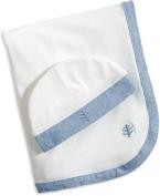 Coolibar UPF 50+ Baby Skull Cap & Sun Blanket Set - Sun Protective