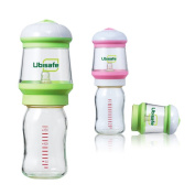 Ubisafe Portable Baby Bottle UV Steriliser(2 AAA Battery) | Clinically Proven to Safely Sterilise & Kill Up to 99.9% of Germs & Bacteria