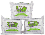 Boogie Wipes Gentle Saline Wipes - Unscented - 30 ct - 3 pk