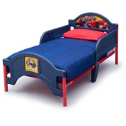 Marvel Delta Children Spider-Man Plastic Toddler Bed