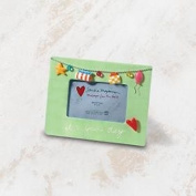 Sandra Magsamen Department 56 Green Musical Picture Frame - It's Your Day