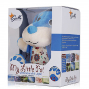 My Little Pet, Light projector and Sound Machine Soother, 6 Soothing baby melodies with ceiling baby projector