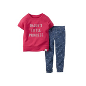 Carter's Sweatshirt and Jeggings - Baby Girls newb