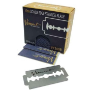 Vincent 45 mm Double Edge Stainless Blade