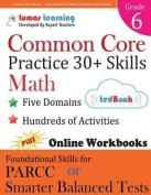 Common Core Practice - Grade 6 Math
