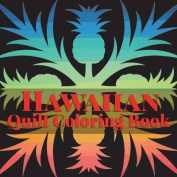 Hawaiian Quilt Coloring Book