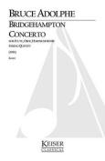 Bridgehampton Concerto for Mixed Octet, Full Score