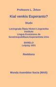 Kial Venkis Esperanto? [EPO]