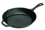 "Lodge LCS3 Pre-Seasoned Cast-Iron Chef""s Skillet, 25cm"